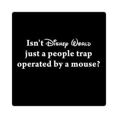 trap disney mouse sticker funny