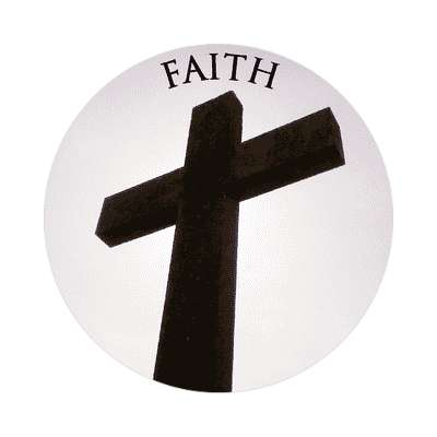 Faith sticker Christianity jesus pictures christ lord god religion religious bible biblical jesus church baptism god thanks catholic lutheran non denominational orthodox fundamental evangelical evangelism pentecostal born again