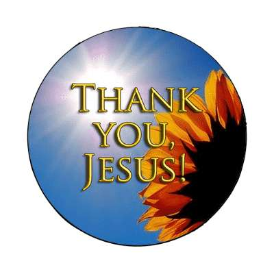 thank you jesus magnet Christianity jesus pictures christ lord god religion religious bible biblical jesus church baptism god thanks catholic lutheran non denominational orthodox fundamental evangelical evangelism pentecostal born again