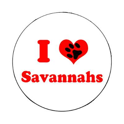 i heart savannahs magnet cute cuddly cute kitties cuddly breeds pictures pets little funny cat pic kitten cat kitty toy adorable animal animals cartoon cartoons kids kid child children art artwork
