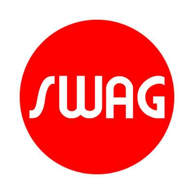 swag one word sticker