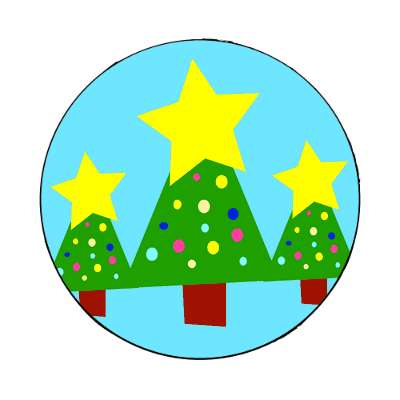 christmas trees magnet christmas snow santa rudolph raindeer gifts xmas holiday winter jesus christ ornaments cheer