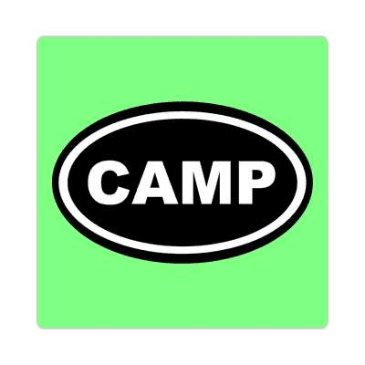 camp hiking outdoors climbing hike sticker sports exploration fun funny sayings camping
