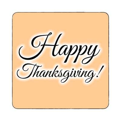 happy thanksgiving turkey day magnet thanksgiving holiday turkey family holiday feast