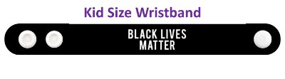 black lives matter blm wristband