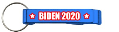 blue biden 2020 bottle opener