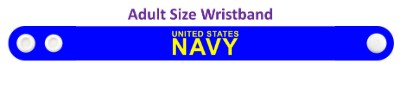 united states navy wristband