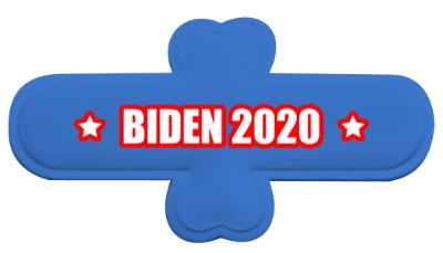 vote biden 2020 blue two stars phone stand