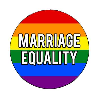 lgbt marriage equality magnet