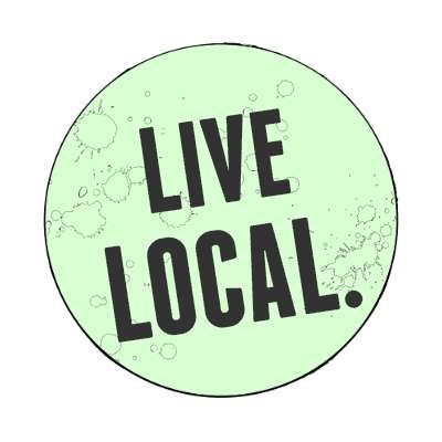live local mint modern magnet