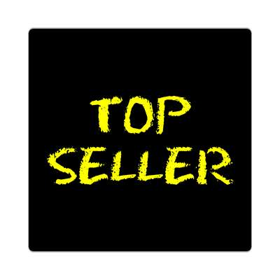top seller pricetag sticker